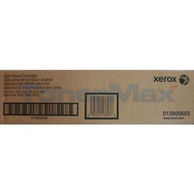 XEROX DOCUCOLOR 240 250 COLOR DRUM